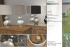 Sway's [Egon] Table Lamp . patterned