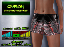 Skirt for Legacy-Animated Texture-Model P13 T11