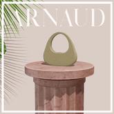 ARNAUD The Gio Handbag in Ecru
