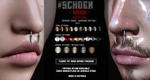 #SCHOEN - Horn - Septum - Nature Pack