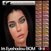 I n' K Original Iris Eyeshadow BOM-LeLEVO/Genus