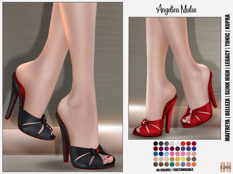 [hh] Angelica Mules