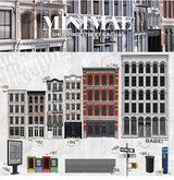 MINIMAL - Shopping Street Bin 10