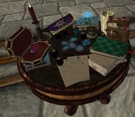 Alchemist's Table (5 prims)