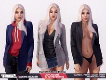 TETRA - Valerie Blazer + Hoodie & Shirt (Fatpack)