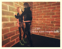 .::Y&R::. your eyes couple pose(boxed)