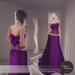 .:FlowerDreams:.Mina Gown - plum