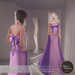 .:FlowerDreams:.Mina Gown - lilac
