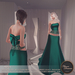 .:FlowerDreams:.Mina Gown - emerald