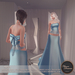 .:FlowerDreams:.Mina Gown - blue