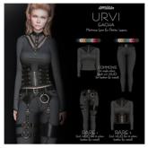 amias - URVI top black - Legacy - !REZ ME!