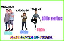 MESH PEOPLE -YO.kids series 03