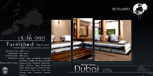 .:NsB:. DUBAI Villa House - Furnished version