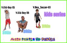 MESH PEOPLE -YO.kids series 05