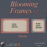 *PC* Blooming Frame V2 Candy