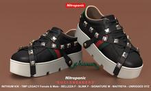 NitroPanic_Suci Sneakers BLACK (add to wear)