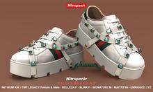 NitroPanic_Suci Sneakers WHITE (add to wear)