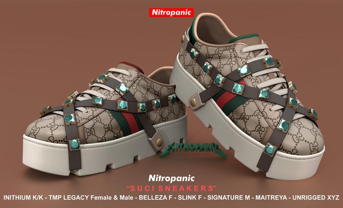 NitroPanic_Suci Sneakers PACK