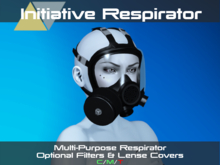 [p] Initiative Respirator