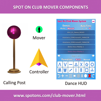 Spot On Club Mover