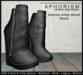 !APHORISM! Sabrina Ankle Boots - Black