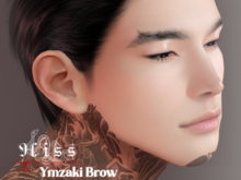 HISS. Ymzaki Brows CATWA