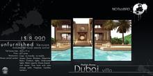 .:NsB:. DUBAI Villa House -  Unfurnished version