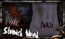 REPULSE - Toxic Stomach Wound Tattoo
