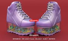 NitroPanic_Vanessa Clear Platform Lavender