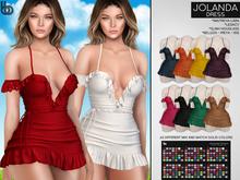 Bens Boutique - Jolanda Dress - Hud Driven 42 COLORS