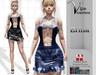 [Vips Creations] - Original Mesh Dress - [Erina]FITTED - Casual Dress
