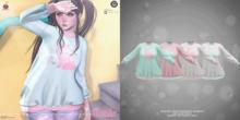 [Cubic Cherry] {Rosie} sweaters (mait) (BOX)