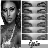 .:the-HAUS:. Chioma BOM Eyebrows for Genus DEMO