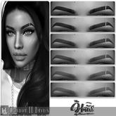 .:the HAUS:. Chioma II BOM Eyebrows (LeL) DEMO