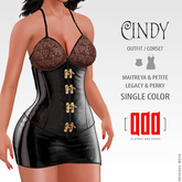 [ADD] Cindy Outfit - BlackC
