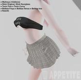 [APPETITE] Pleated Skirt - Vintage