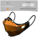 :::SOLE::: SA - Mask SHINOBI V3 (Orange)
