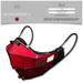 :::SOLE::: SA - Mask SHINOBI V3 (Red)
