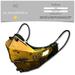 :::SOLE::: SA - Mask SHINOBI V3 (Yellow)