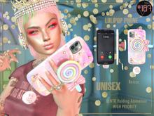 #187# Lolipop Phone Case *Holding*