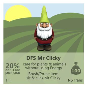 DFS Mr Clicky