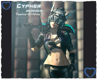 [The Forge] Cypher Jacket, Lootbox Rare