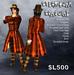 Steampunk Sanguine Suit (Boxed)