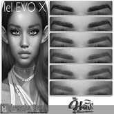 .:the-HAUS:. Veronika HD Eyebrows (LeL + LeL Evo X) DEMO