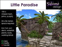 Salome design - Little Paradise