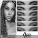 .:the HAUS:. Nicole HD Eyebrows (LeL + LeL Evo X) DEMO
