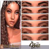 .:the HAUS:. Nicole HD Eyebrows (LeL + LeL Evo X)