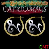 ::GW::Capricorn earrings