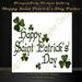 Happy Saint Patrick's Day Poster