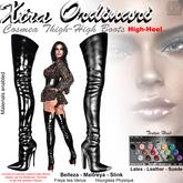 *XO* Cosmea Thigh-High Boots HH